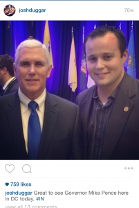 Govenor Mike Pence