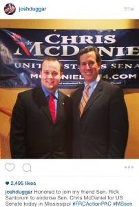 Senator Chris McDaniel